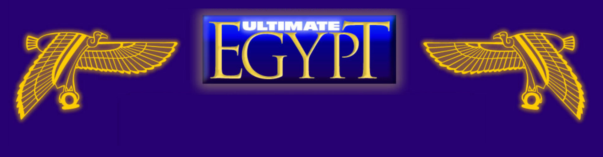 welcome to Ultimate Egypt